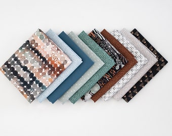 Desert Wilderness -  Curated Fat Quarter Bundle
