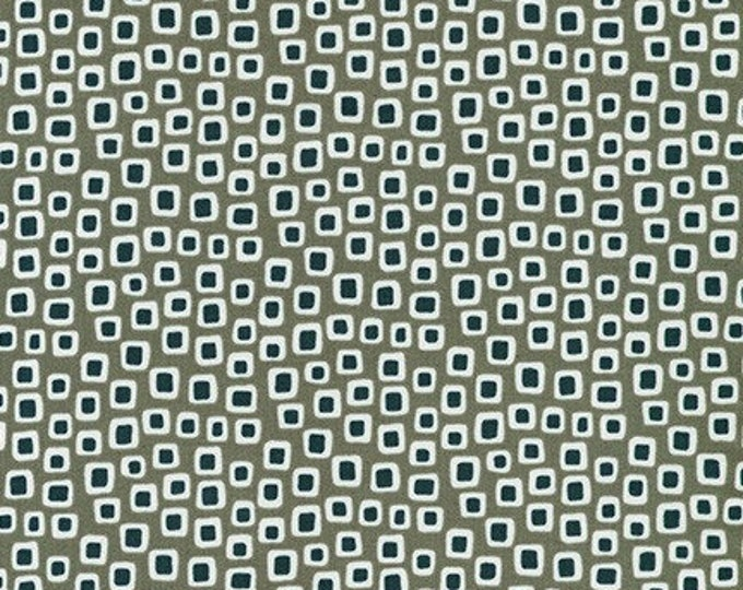SILVER from Library by Elizabeth Hartman for Robert Kaufman Fabrics