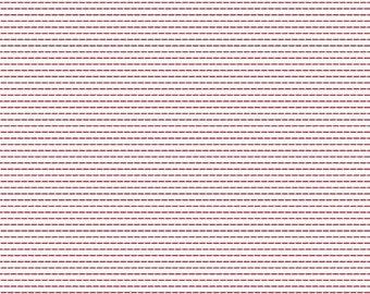 So Ruby Stripe White by Riley Blake Designs