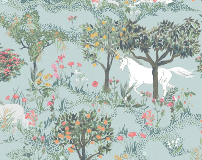 Mystical Quest by Day by Katarina Roccella by Art Gallery Fabrics