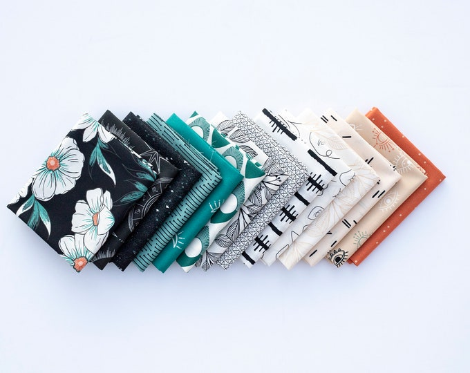 Luna and Laurel - from Art Gallery Fabrics