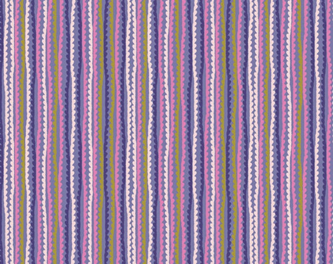 Untangled Strings from Oh, Meow designed by Jessica Swift for Art Gallery Fabrics