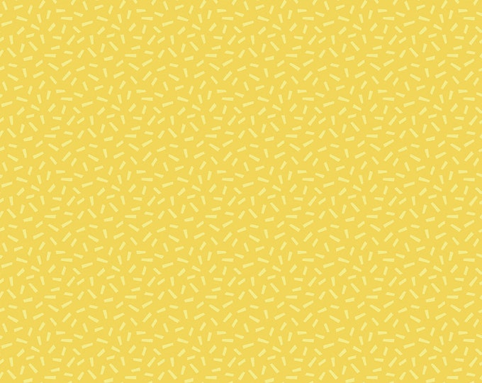 Harmony Farm Hay Yellow for Riley Blake