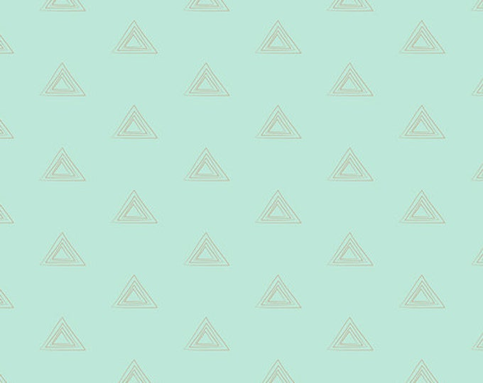 Subtle Turquoise Capsules by Art Gallery Fabrics