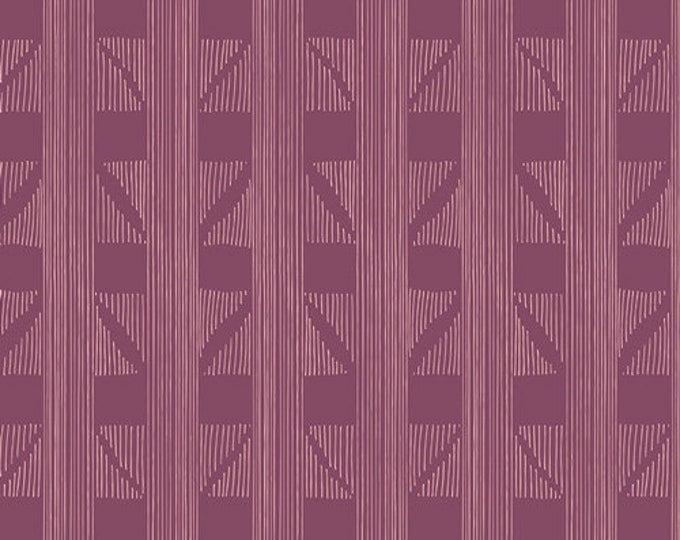 Expanded Aim Violet from Fleet & Flourish  by Maureen Cracknell for AGF
