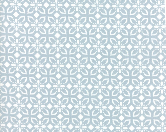 Bungalow Tile Grey by Kate Spain for MODA