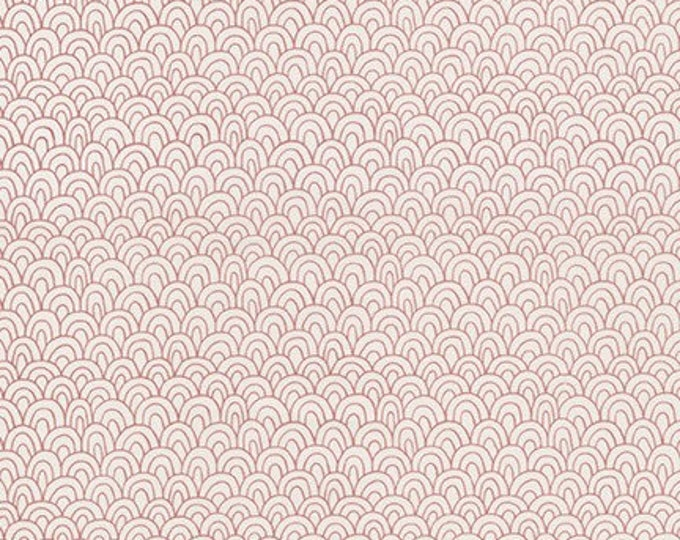 SHELL from Library by Elizabeth Hartman for Robert Kaufman Fabrics