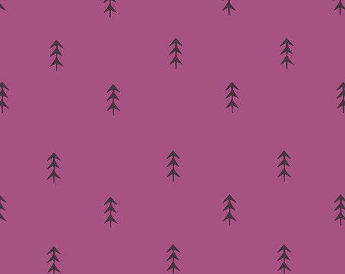 Simple Defoliage Violet Autumn Vibes by Maureen Cracknell for AGF