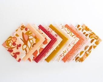 Terrakotta Fat Quarter Bundle - by Art Gallery Fabrics