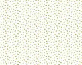 Prince Stars White for Riley Blake Designs