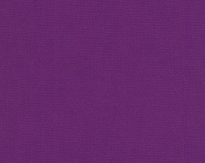 MULBERRY Kona Cotton for Robert Kaufman Fabrics
