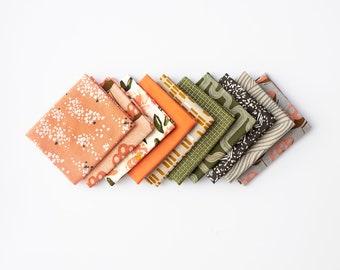 Wanderlust - 10 piece Curated Fat Quarter Bundle