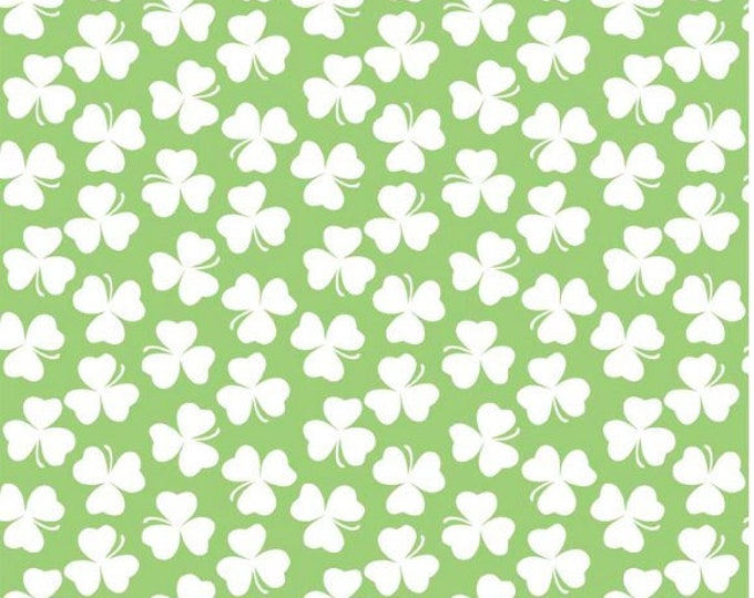 Shamrock Holiday Banner, by Riley Blake Designs
