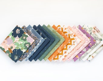 Lilliput - 16 piece Fat Quarter Bundle by Sharon Holland for Art Gallery Fabrics