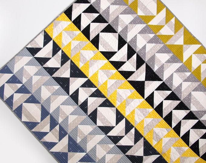 Jawbreaker Quilt Pattern by Meghan Buchanan of Then Came June