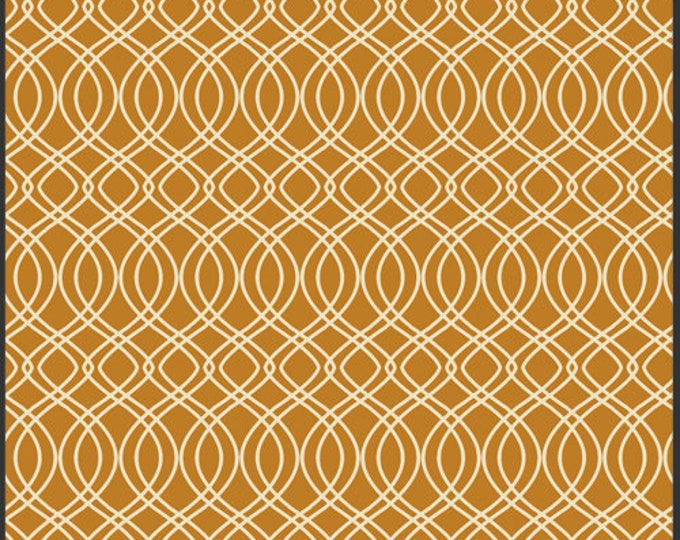 Knotted Trellis Gold by Art Gallery Fabrics