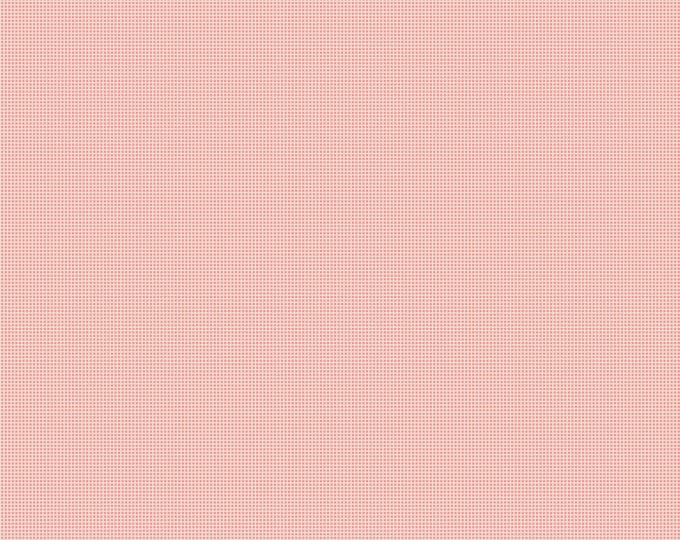 Lemonade Sundae Check Pink by Penny Rose Fabrics