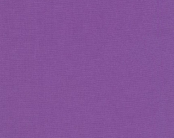 CROCUS Kona Cotton for Robert Kaufman Fabrics