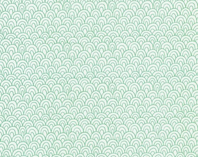 SEA GLASS from Library by Elizabeth Hartman  for Robert Kaufman Fabrics