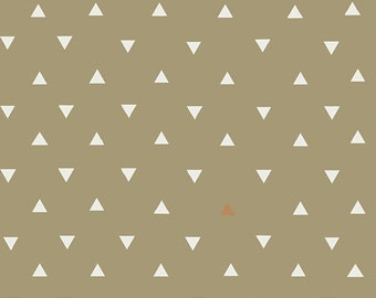 Triangle Tokens Home Metallic by April Rhodes for AGF