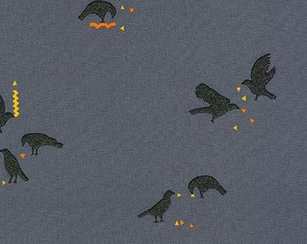 SHADOW by Vanessa Lillrose & Linda Fitch from Wishwell: Totally Twilight for Robert Kaufman Fabrics