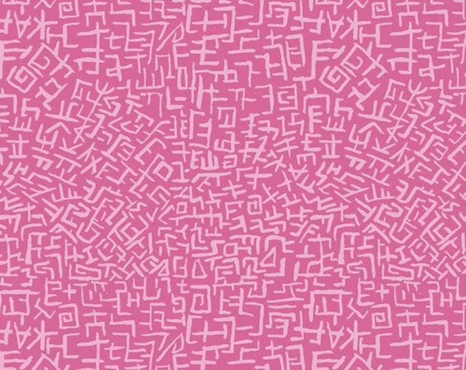 Amaze - Pink by Brandon Mably for Kaffe Fassett for Free Spirit Fabrics