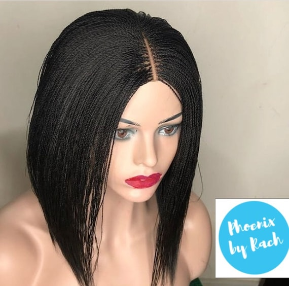 Wig Ayo lace front wig full lace human hair wig braided  bb50a2364