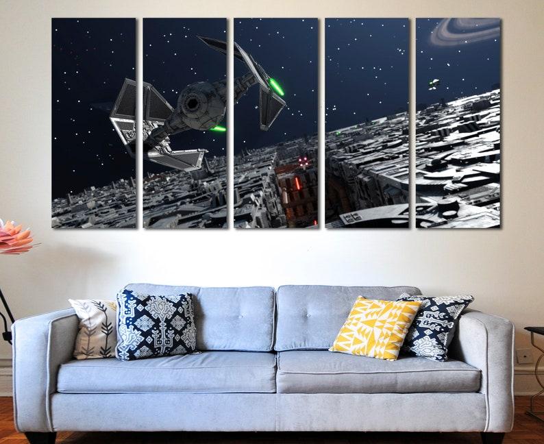 Star Wars Art Wall Decor