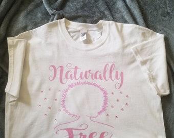 Natural Woman Tee shirts