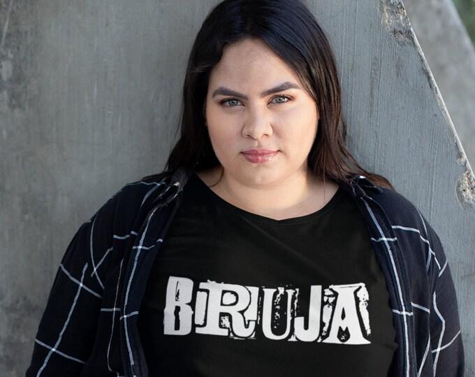 Bruja Curvy/ Plus Tee