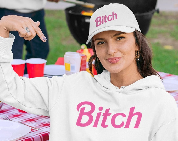 Bitch Pull Over Hoodie