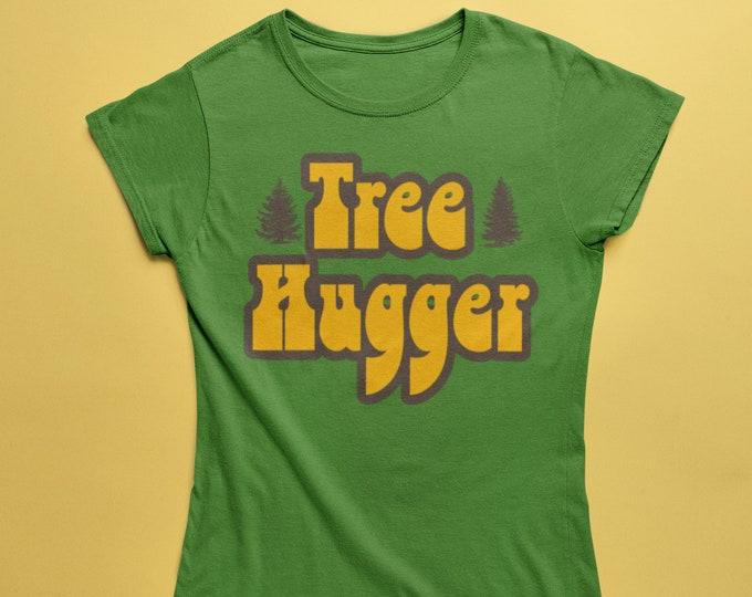 Vintage Style -Tree Hugger Tee