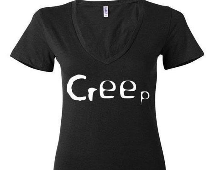 Creep V Neck