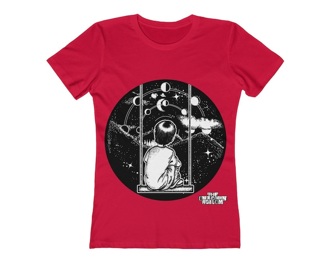 Child Like Wonder -Fitted Tee