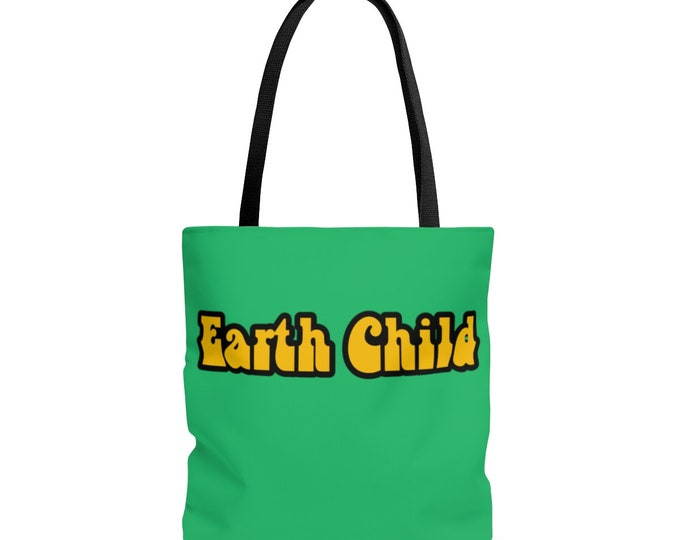 Earth Child Reusable Bag