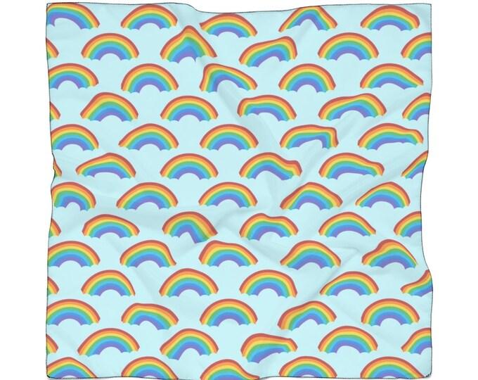 Rainbow Dreams Scarf