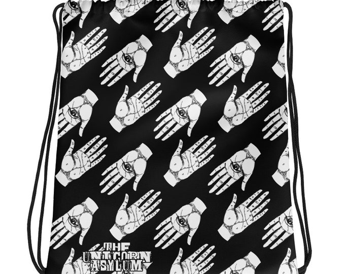 Hands Of Fate -Drawstring bag