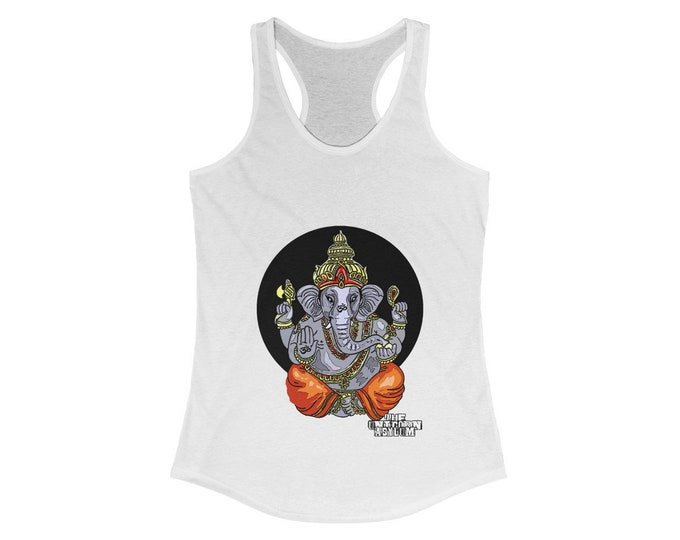 Ganesha Racerback Tank