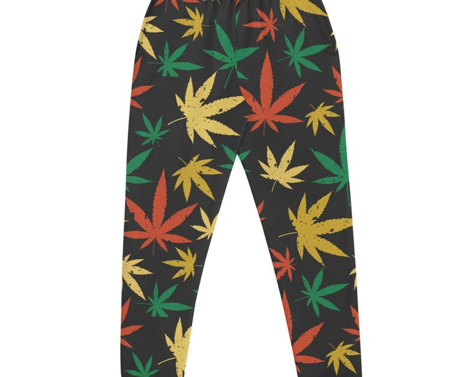 Mary Jane Rasta Wear Women's Joggers