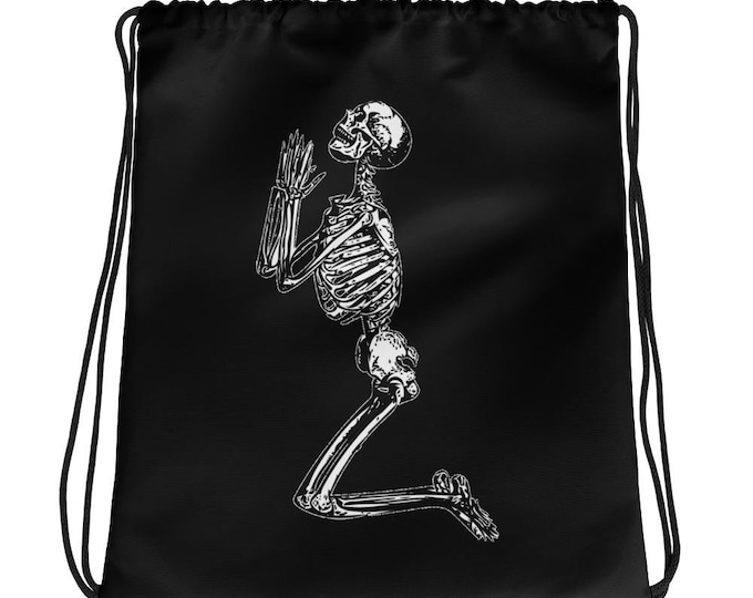 Lost Souls Drawstring Backpack