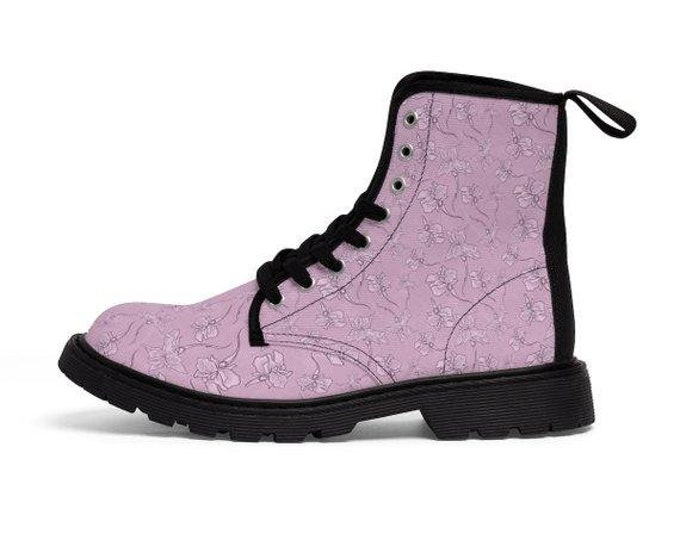 Whimsical Iris Martin Boots