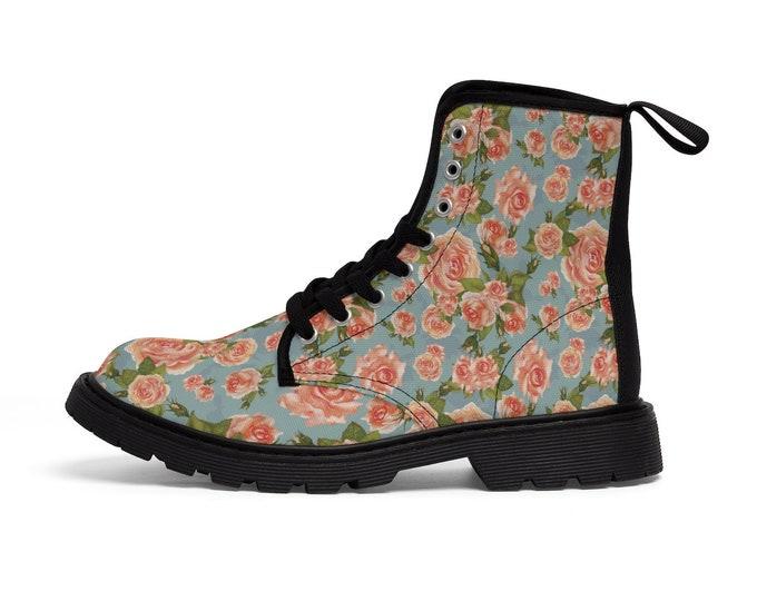 Antique Rose Martin Boots