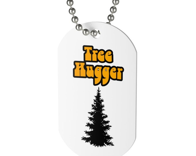 Tree Hugger Necklace