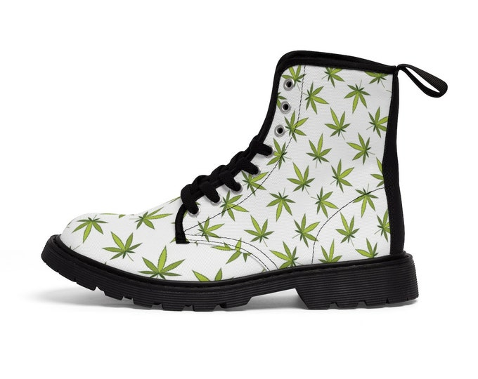 Mary Jane Combat Boots
