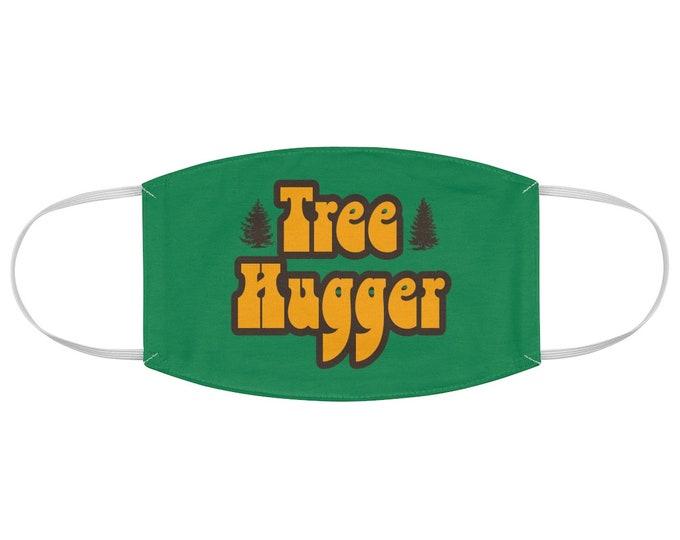 Tree Hugger Fabric Face Mask