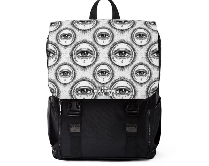 The eYe of Truth- Laptop Shoulder Backpack
