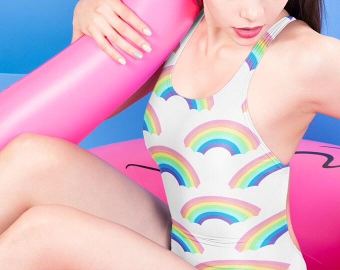The Unicorn One-Piece Swimsuit