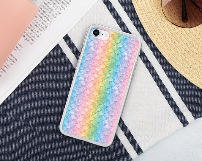 Mermaid Liquid Glitter Phone Case