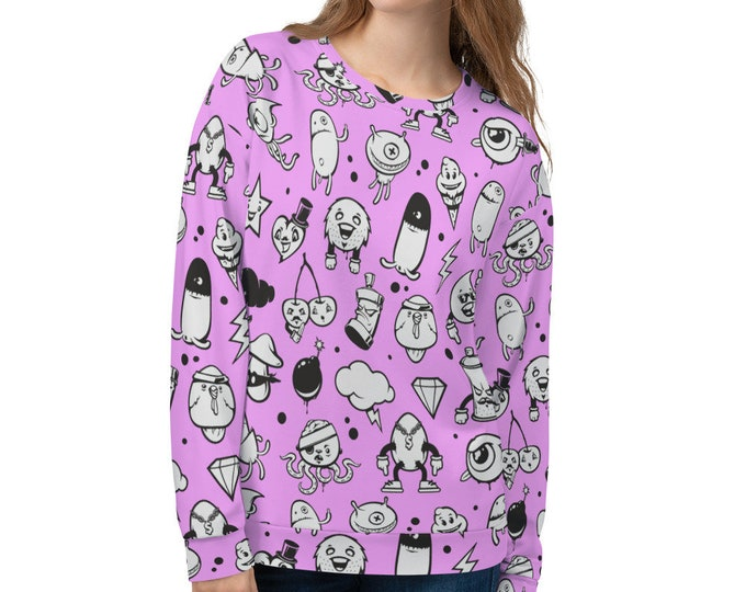 Debauchery Graffiti Sweatshirt