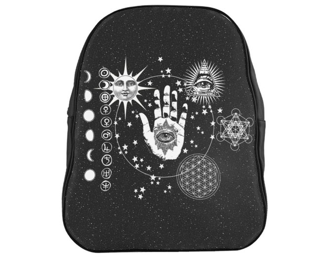 Hand of Fate Backpack